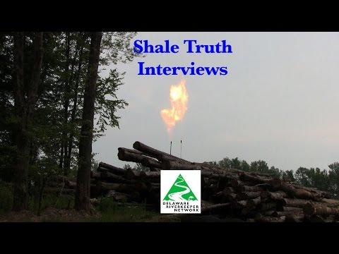Delaware Riverkeeper Network video Shale Truth Expert Interviews