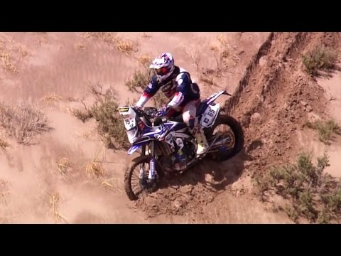Best images of the previous edition - Dakar 2018