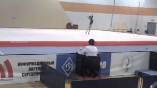 Сокова вольные Первенство России 2012