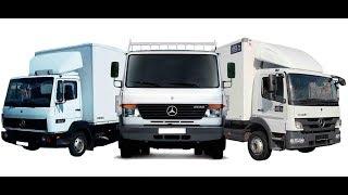 Обзор и тест-драйв Mercedes Benz 817 Toni Mihalik