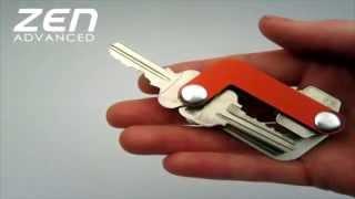 удобная ключница ZEN. Удобное хранение ключей