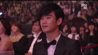 Video [Awards] 48th Baeksang Art Awards | Kim Soo Hyun cut download MP3, 3GP, MP4, WEBM, AVI, FLV Maret 2018