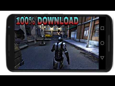 How To Download Robocop Game For Any Android