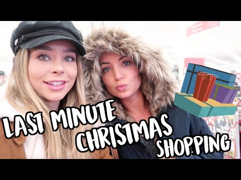 Download Youtube: LAST MINUTE CHRISTMAS SHOPPING! VLOGMAS DAY 23