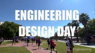 Engineering Design Day 2016: Student Perspective