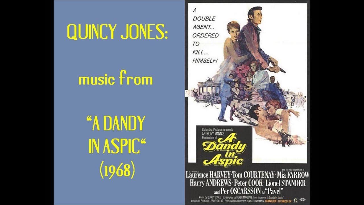 Download Quincy Jones: music from Dandy in Aspic (1968)