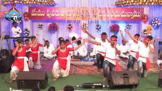వస్తానన్న యేసు రాజు రాకమానున.......Sunday School dance by hosanna ministries, hyderabad