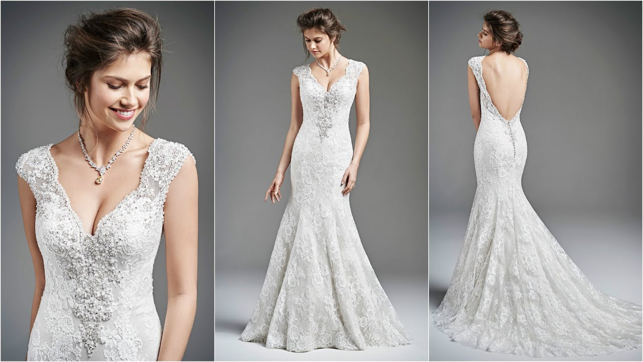 Mermaid Wedding Dresses Simple Wedding Dresses