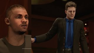NBA 2K15 PS4 My Career - Creation & Tryout!