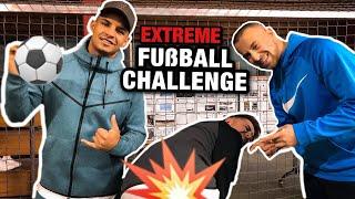 FUßBALL CHALLENGE l mit Pietro Lombardi & Kilian Jonas