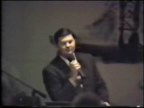 Camcorder Footage:  7-14-96 PM - X-Files Pastor