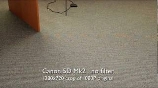 canon 5d mk2 anti aliasing filter test scenes