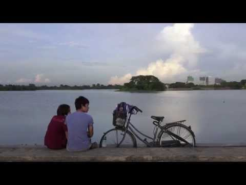 Love at first sight at Inya Lake - One Myanmar
