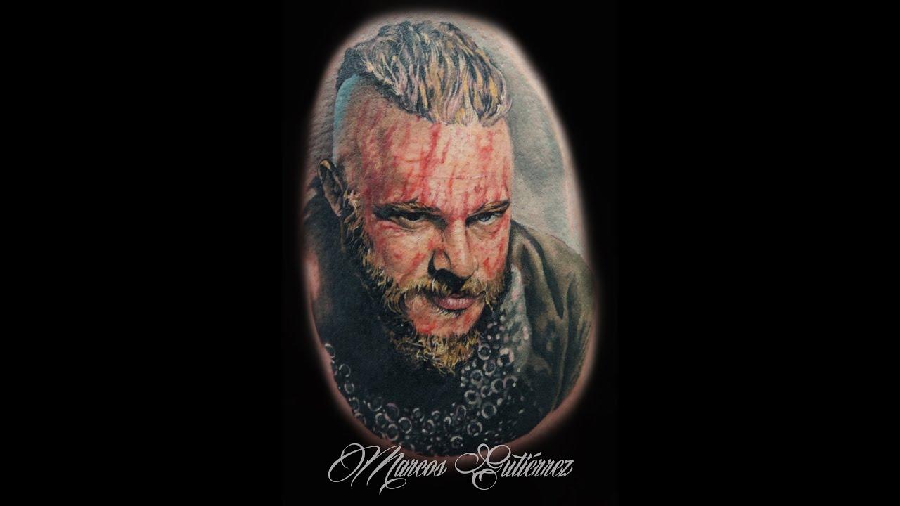 28 ragnar lothbrok tattoo the 25 best ideas about for Ragnar head tattoo stencil