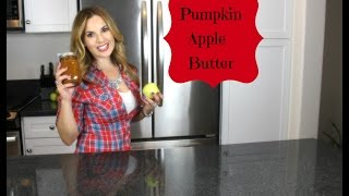 Pumpkin Apple Butter