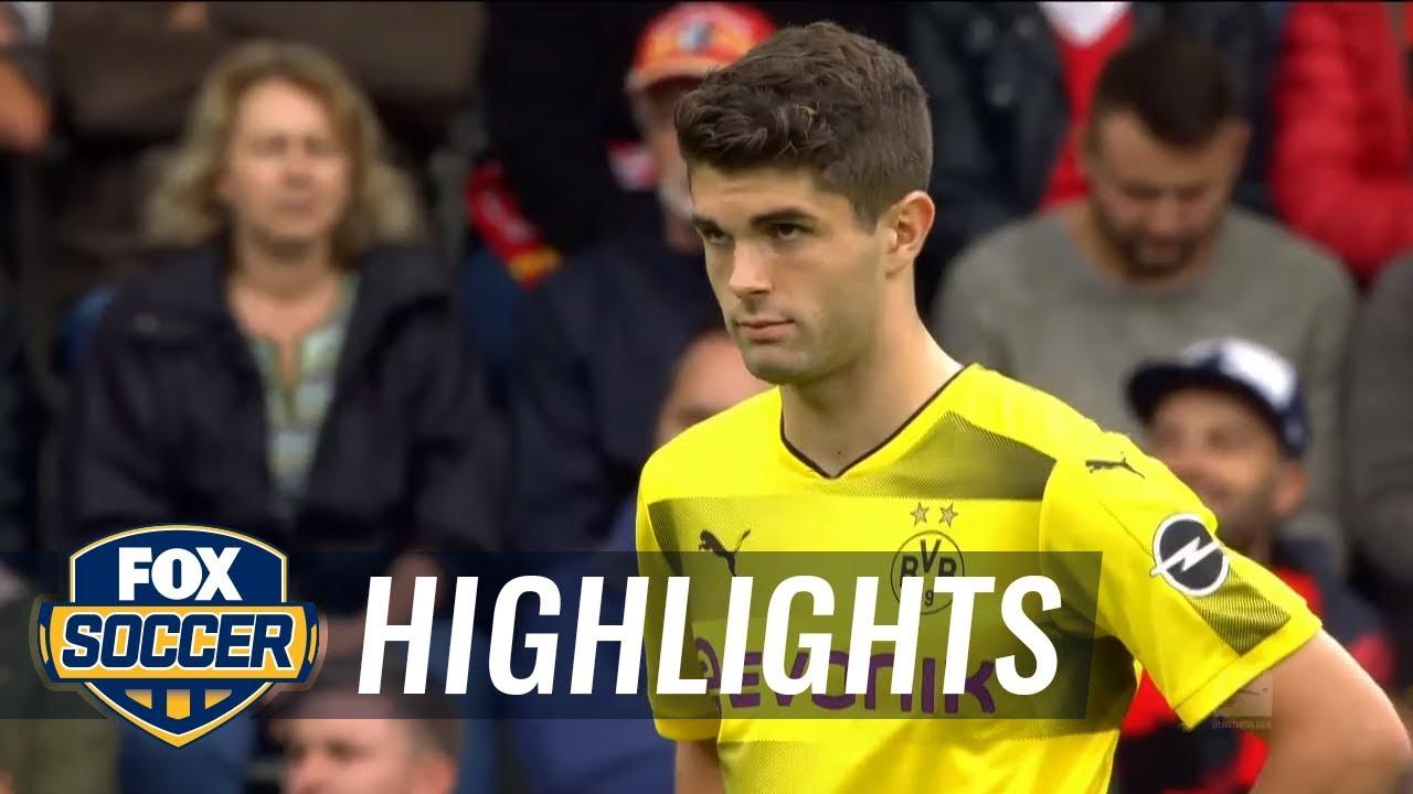 sc-freiburg-vs-borussia-dortmund-2017-18-bundesliga-highlights