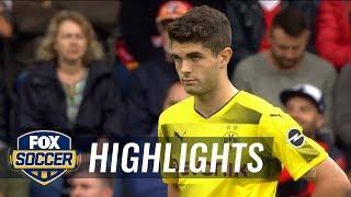 Sc freiburg vs. borussia dortmund | 2017-18 bundesliga highlights