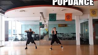 POPDANCE:Homer Rontos and Bismarc Naling -Barcelona by Max George