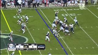 Utah State vs BYU - Game Highlights