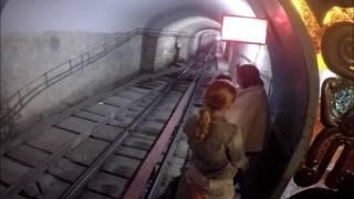 Новоафонское пещерное метро