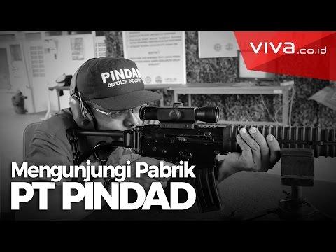 Pindad, Pabrik Senjata Kebanggaan Indonesia