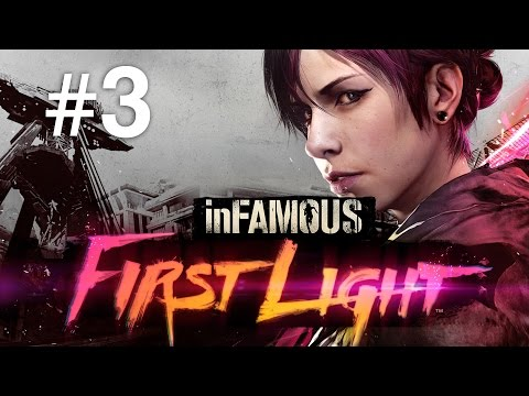 Infamous First Light | Max are puteri din nou | Episodul 3