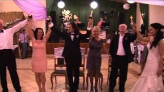 Roksana & Denver   Wedding 02/08/2014, Mroczno, Poland