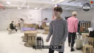 [RUS SUB] [BANGTAN BOMB] Dart King Jung Kook