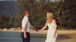 Wedding in Thailand Свадьба в Тайланде о.Самуи Кристина и Александр(, 2015-05-14T10:07:57.000Z)