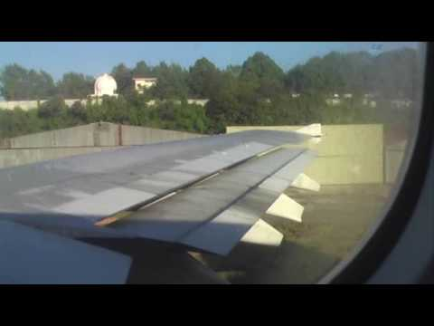 American Airlines - Airbus A300-600 - Takeoff From Guatemala City