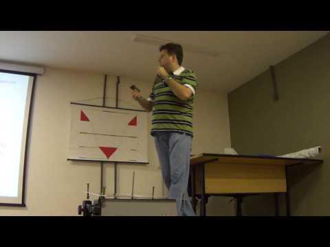 Apresentação na UFBA / XII Curso de Extensão em Astronomia 2012 / 05