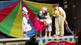 Clown show at ps 45