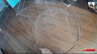 Ещё одна супер уловистая снасть, для ловли рыбы  С высоких берегов Амура