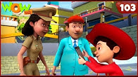 Bandookni Ki Kahani  Chacha Bhatija    Hindi Cartoons For Kids
