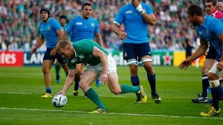 5 sublime Pool D tries - Rugby World Cup 2015