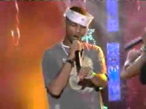 Juelz Santana There It Go live on Jimmy Kimmel 2005