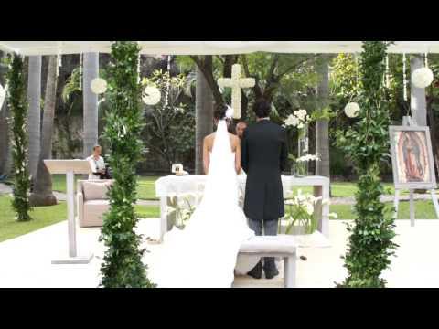 Mariana y Carlos Boda Video