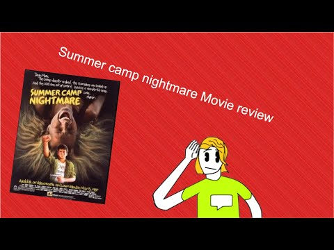 Download Summer camp nightmare(1987) movie review
