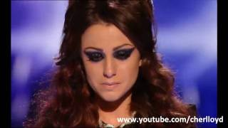 "Cher Lloyd sings ""Stay"" by Shakespears Sister Live Show 4 X Factor 2010 HQ/HD"