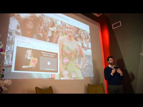 Become a Real-time Retailer, Graham Cooke | Qubit Bright Sparks NYC | Dec 2013