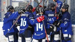 U16: Suomi – Tshekki maalikooste (15.8.2019)