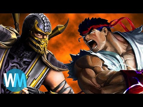 Top 10 Best Fighting Games of All Time