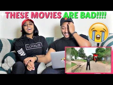 HILARIOUS AFRICAN MOVIE SCENES COMPILATION By ObeseFailTV REACTION!!! thumbnail