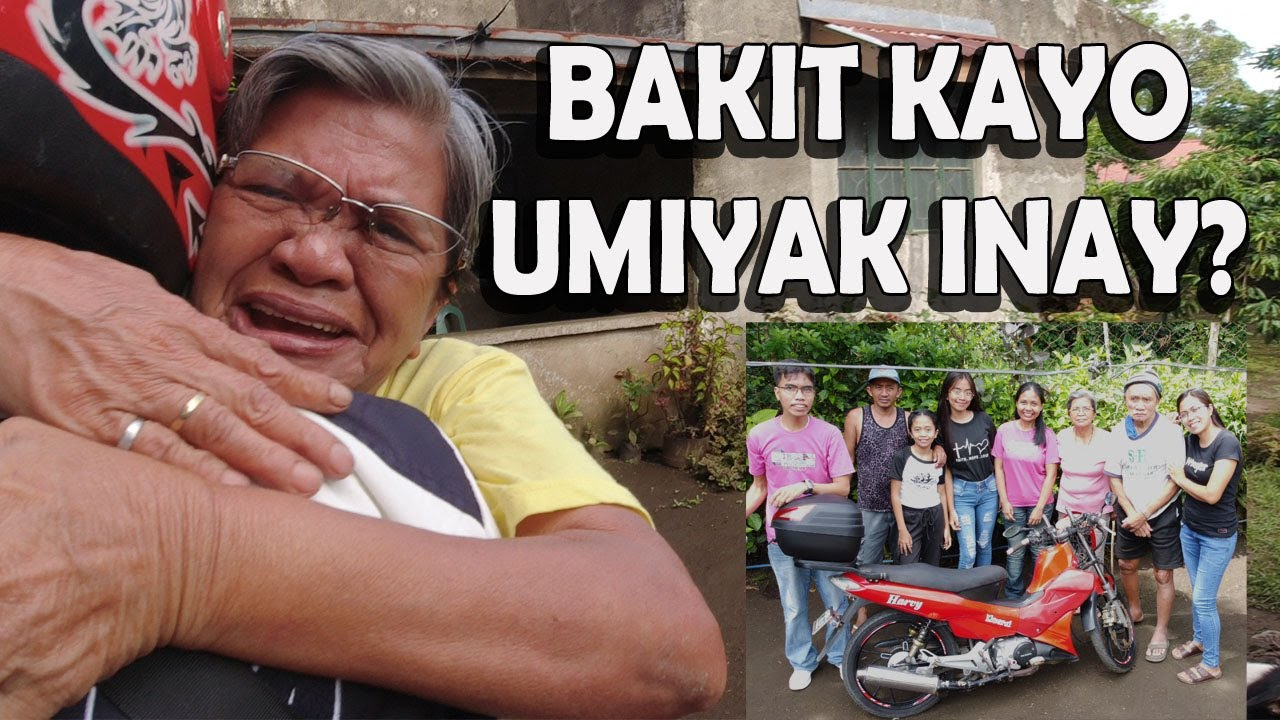 Surprise visit to Alfonso, Cavite   Happy Birthday Inay   Motovlog Liliw to Alfonso @Mommy Merai
