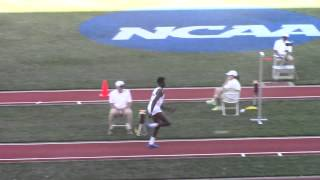 Florida Track and Field - Marquis Dendy - 2015 NCAA Outdoor Triple Jump Champion