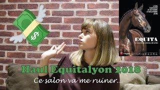 Haul Equitalyon 2018 (Ce salon va finir par me ruiner...)