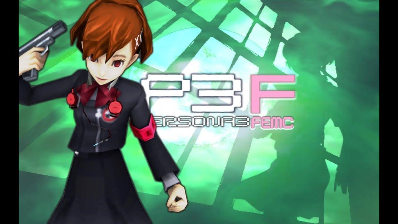 Persona 3 FES: FEMC Mod (10k Special)