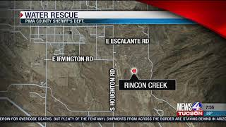Crews respond to woman, child rescue near Old Spanish Trail