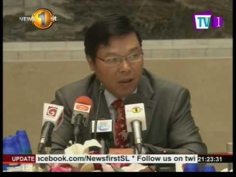 News1st: Loans, Corruption and China-Sri Lanka relations