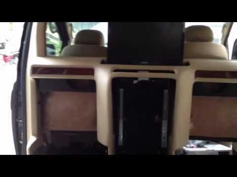 แต่งรถตู้Hyundai h1 by 4d car audio
